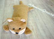 Меховая игрушка Котик.