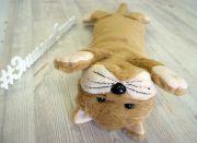 Подарок для руководителя - подушка Котик